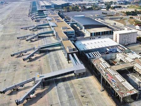 Estambul aeropuerto ataturk demolicion