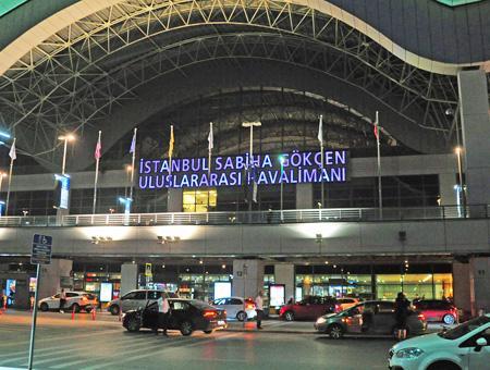 Estambul aeropuerto sabiha gokcen