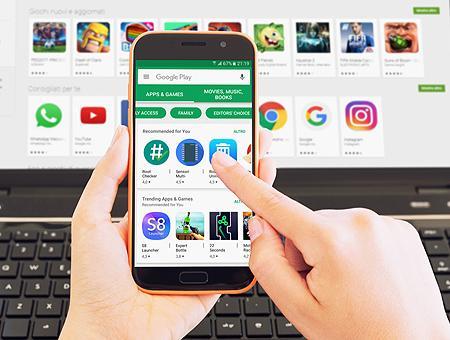 Google internet aplicaciones moviles