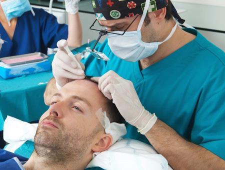 El injerto capilar en Turquía es uno de los tratamientos más demandados