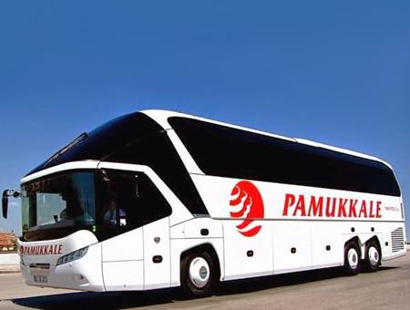 Pamukkale turizm empresa autobuses