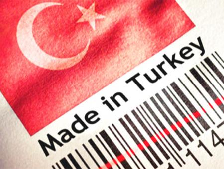 Productos made in turkey