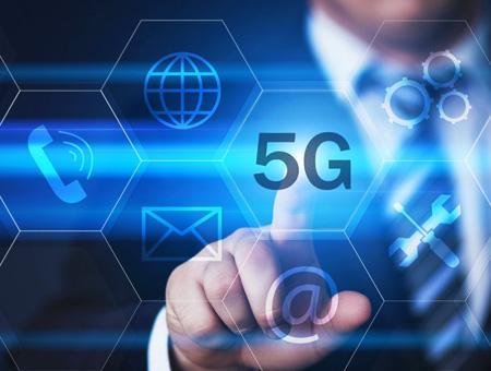 Tecnologia 5g conectividad telecomunicaciones