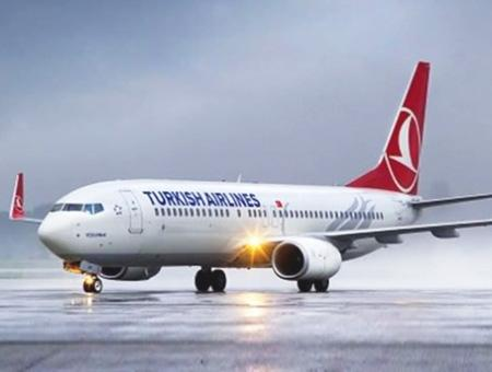 Turkish airlines avion