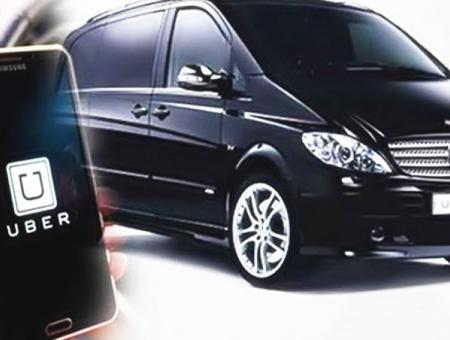Uber servicio furgoneta uberxl