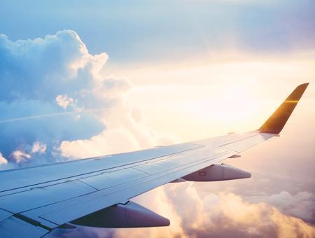 Avion vuelo viaje