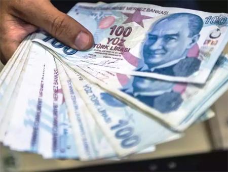 Dinero lira turca