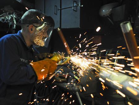 Economia empleo industria