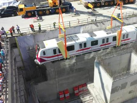 Estambul nueva linea metro