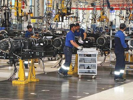 Turquia empleo industria