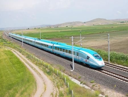 Turquia tren alta velocidad