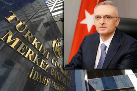 Banco central turco naci agbal