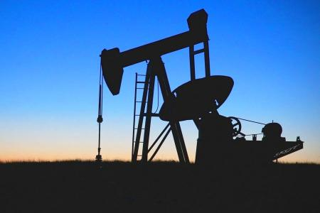 Pozo petroleo