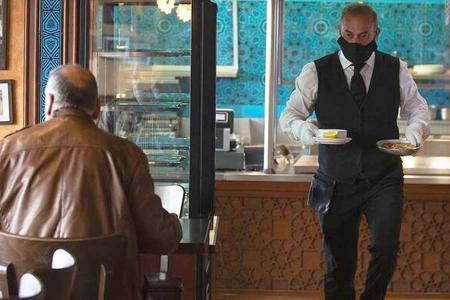 Turquia restaurante pandemia