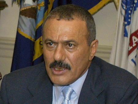 Abdullah saleh yemen