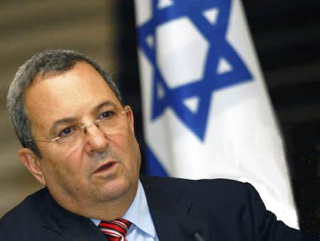Ehud barak israel