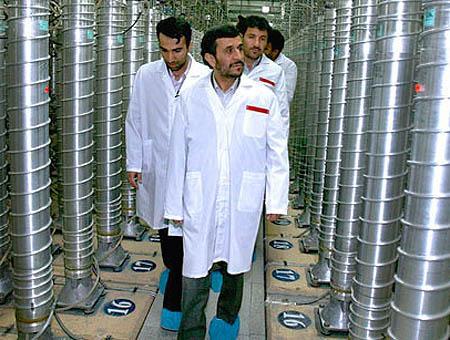 Iran programa nuclear