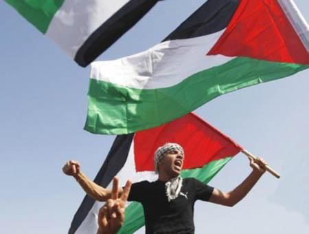 Palestina independencia