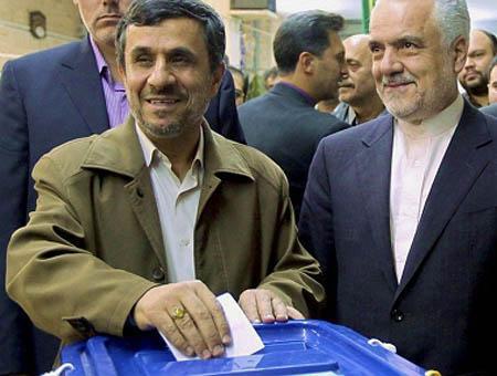 Ahmadineyad iran elecciones