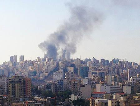 Explosion beirut