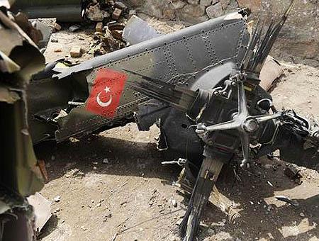 Helicoptero accidente afganistan