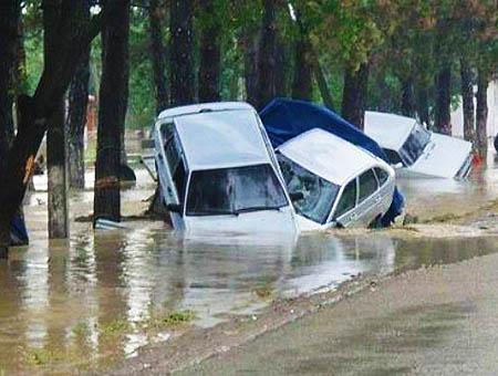 Inundaciones rusia
