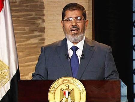 Mohamed morsi egipto