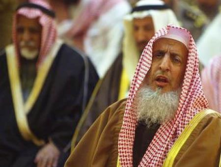 Mufti al sheikh arabia saudi
