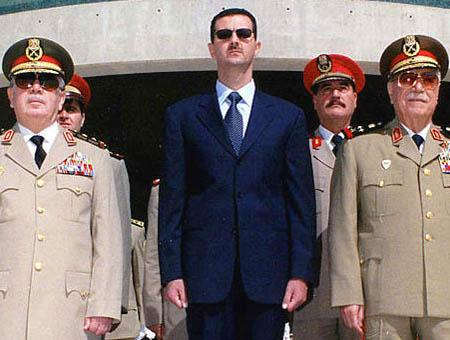 Regimen sirio assad
