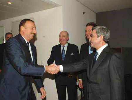 Aliyev sargsyan
