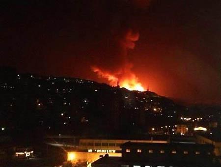 Damasco siria explosion