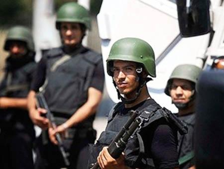 Egipto policia agentes