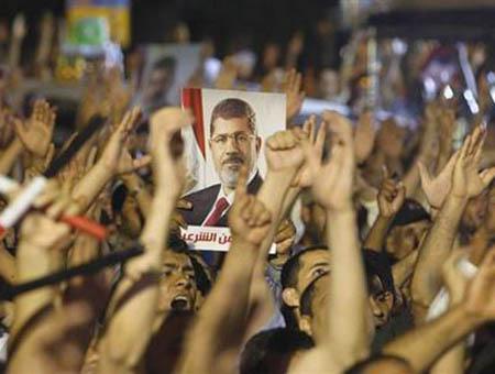 Egipto protesta seguidores morsi