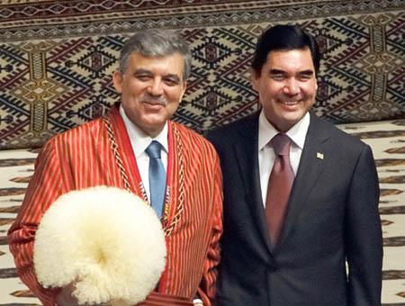 Gul berdimuhamedow turkmenistan