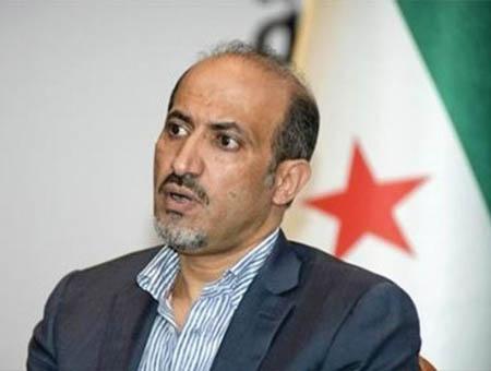 Ahmad jarba cns siria