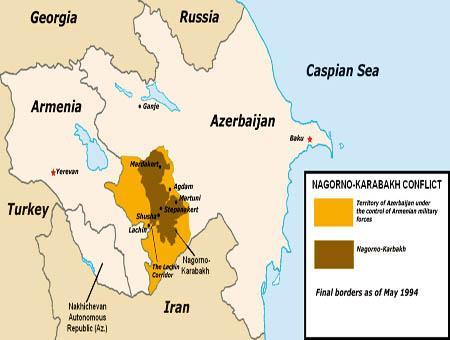 Armenia azerbaiyan karabaj