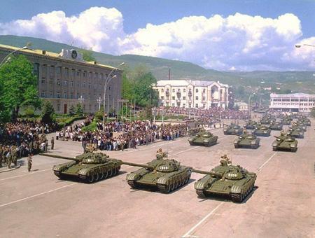 Armenia desfile militar