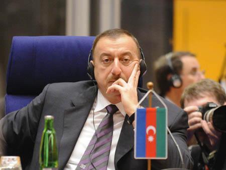 Azerbaiyan ilham aliyev