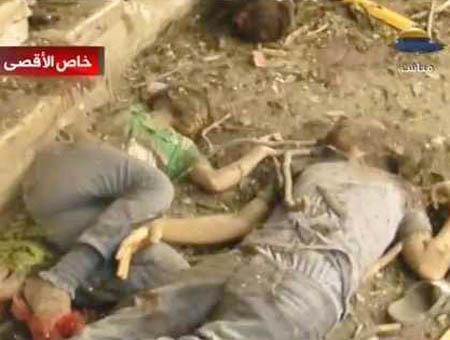 Gaza masacre shujaya