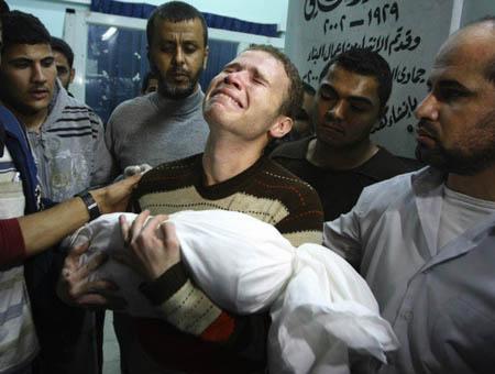 Gaza victimas