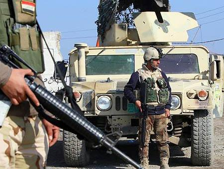 Irak ejercito