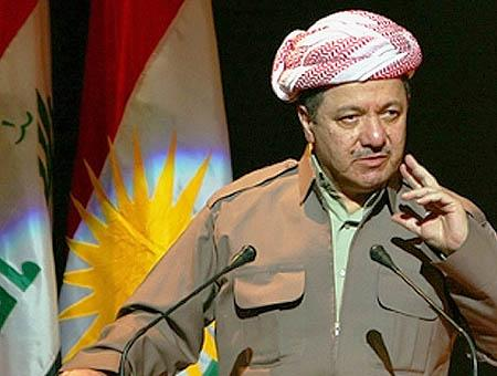 Irak kurdistan barzani