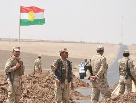 Irak kurdos peshmerga