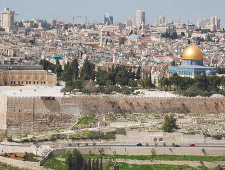 Israel jerusalen mezquitas