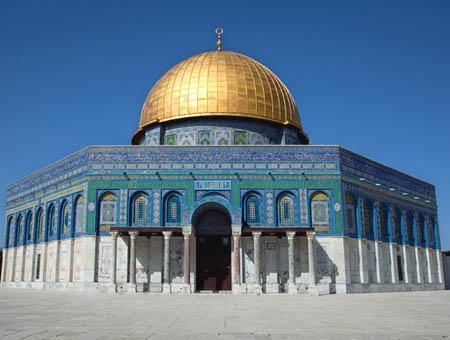 Jerusalen mezquita al aqsa