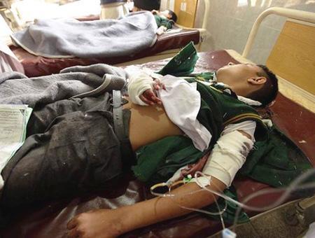 Pakistan atentado talibanes escuela