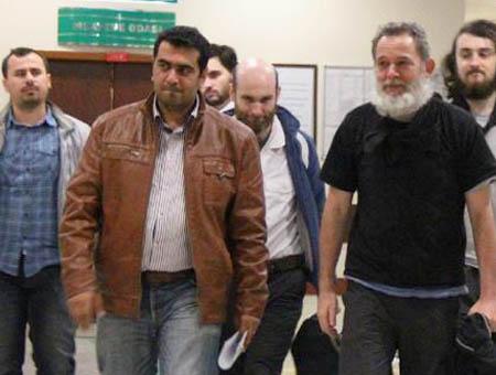 Siria periodistas liberados
