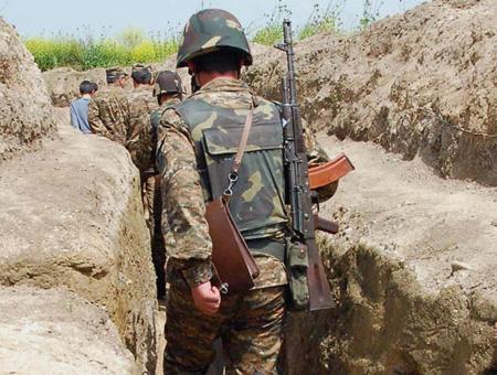 Armenia soldados karabaj