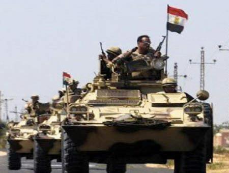 Egipto ejercito