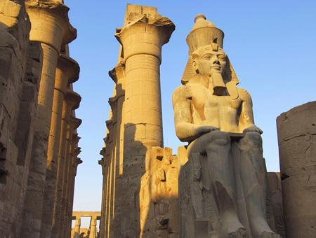 Egipto templo luxor